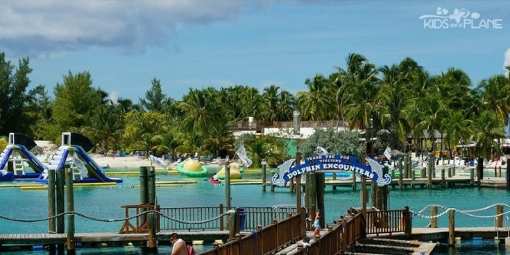 What to do with kids in Nassau Bahamas besides Atlantis - Blue Lagoon Island Beach Day