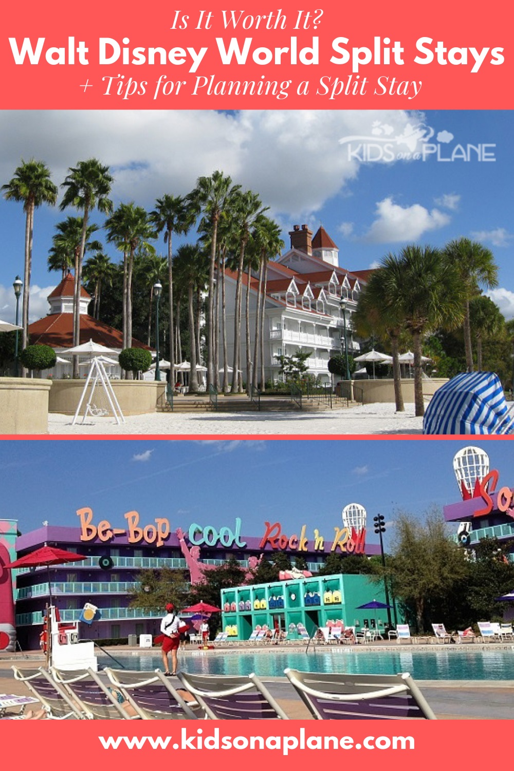 Is a Disney World Split Stay Worth It and Split Stay Planning Tips