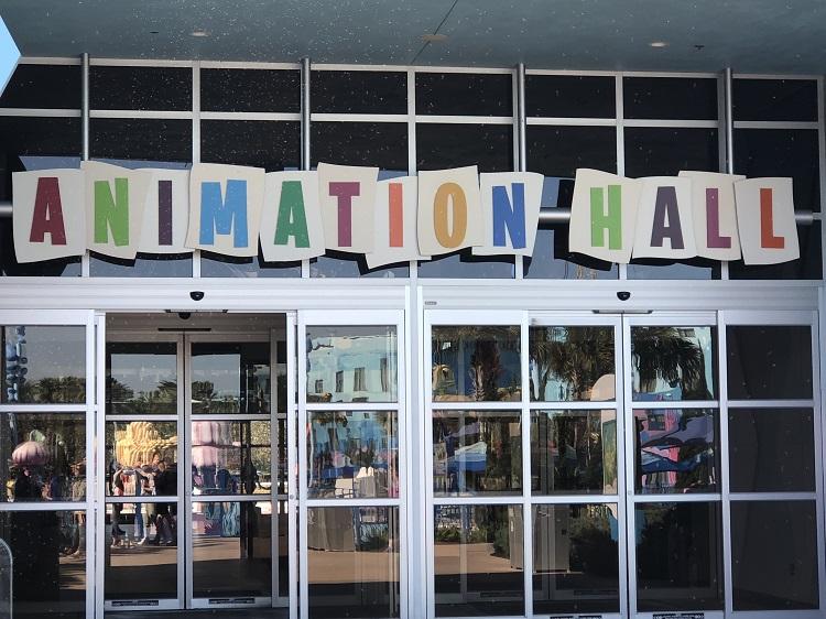 Art of Animation vs Pop Century
