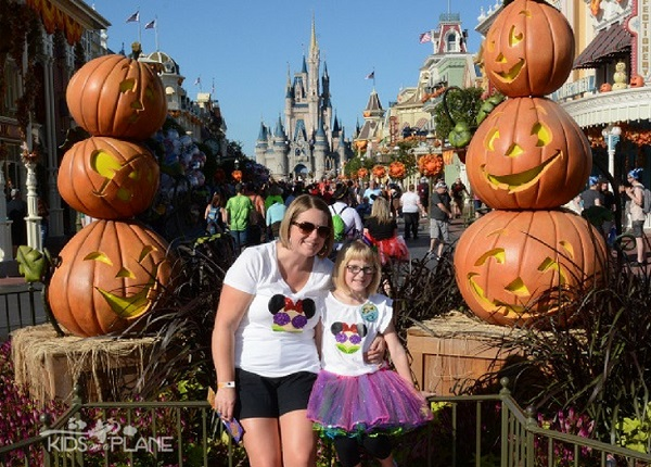 Fun things to do at Disney World in September October and November
