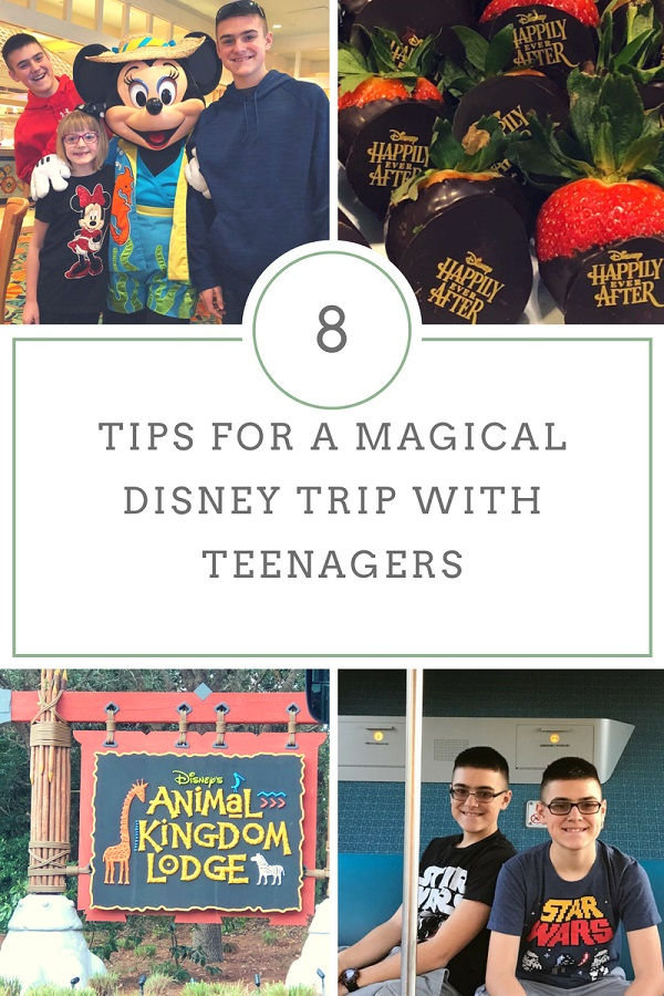 Teens at Disney World - 8 things to do to make the trip a magical one