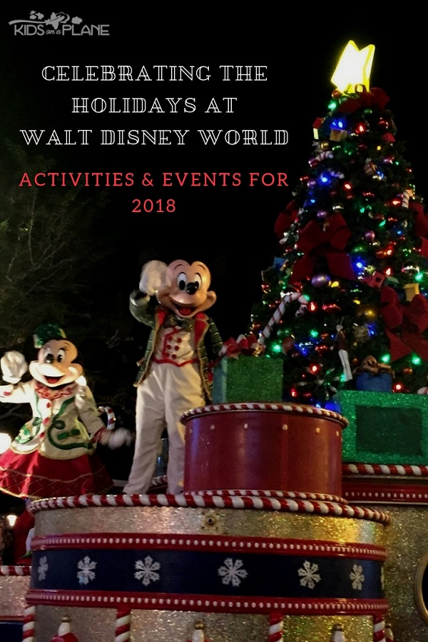 celebrate the holidays and christmas at disney world family friendly holiday activities and events for - When Does Disney Decorate For Christmas 2018
