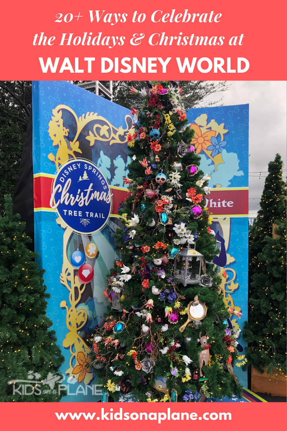 Ways to Celebrate the Holidays and Christmas at Walt Disney World Florida - Resorts Parks and Disney Springs