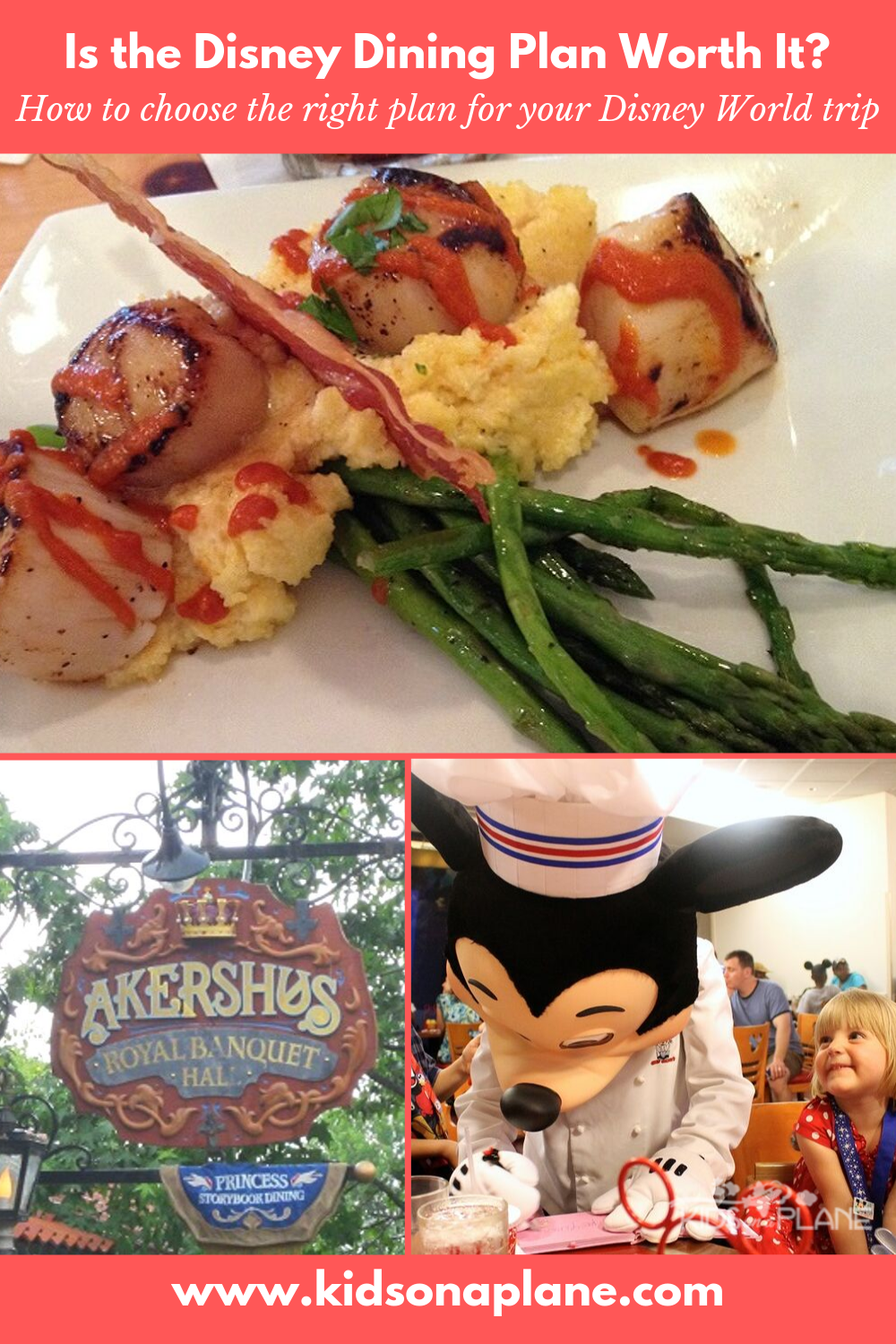 Disney World Dining Plans - Top Tips and Advice - How does it work, how much does it cost and is it worth it