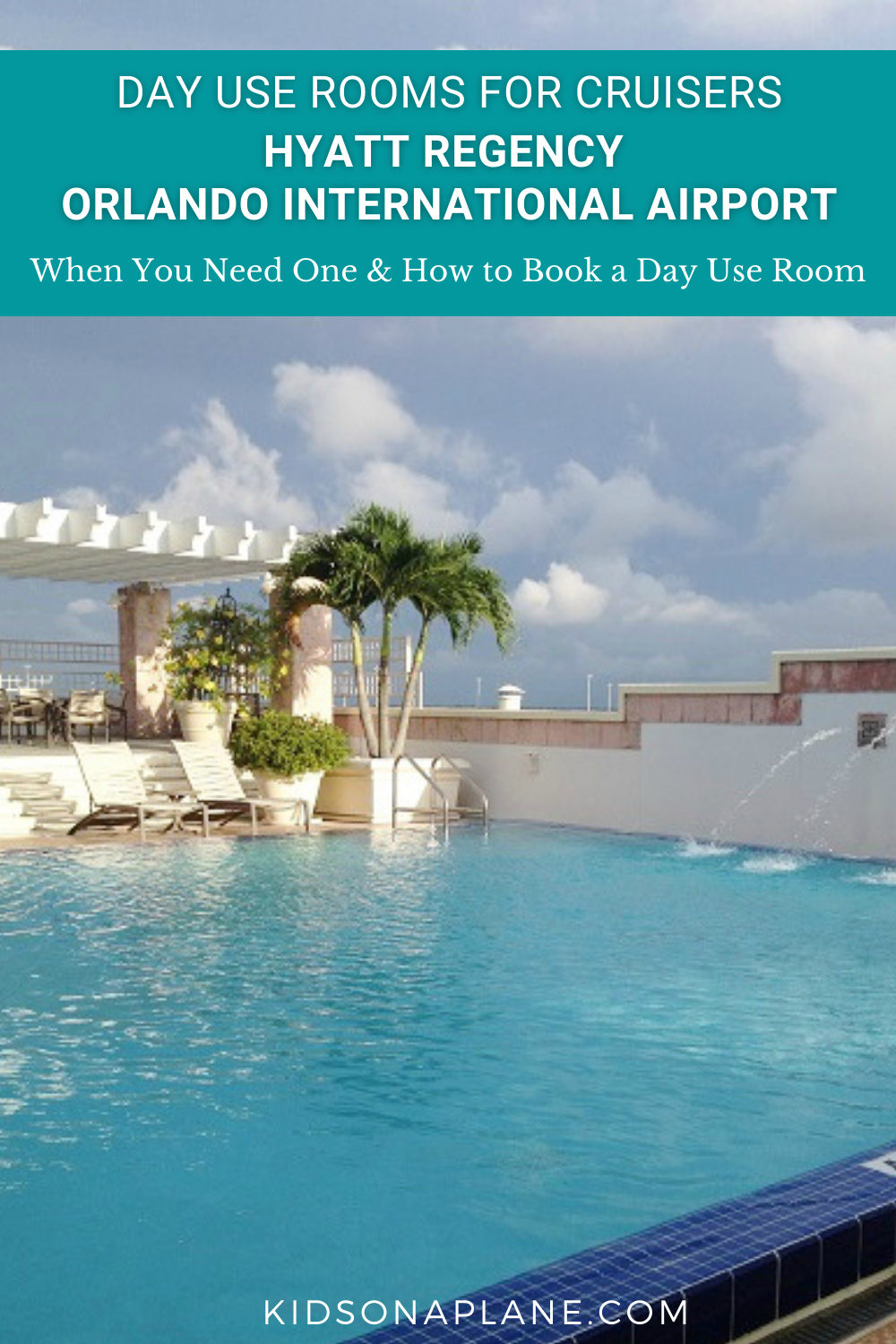Hyatt Regency Orlando International Airport Day Use Rooms - Tips for Booking One Before or After Your Cruise