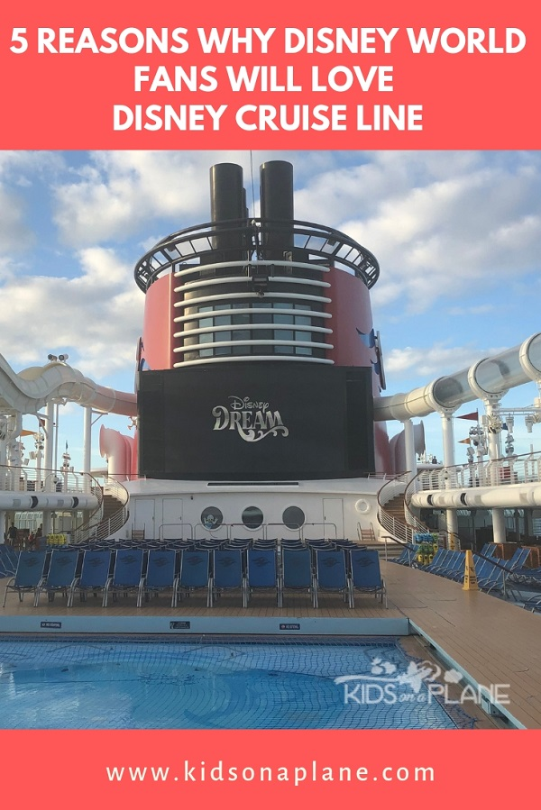 Reasons Disney Park Fans Will Love Disney Cruise Line