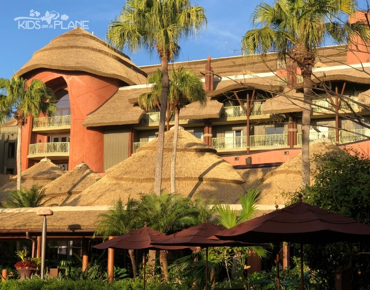 Disneys Animal Kingdom Lodge - Best Disney Resorts for Families with Young Kids