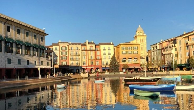 How to Choose a Universal Orlando Resort Hotel for a Family Vacation - Loews Portofino Bay Resort