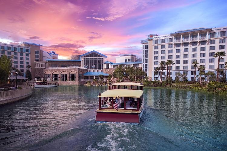 Universal Orlando Resort Preferred Hotel - Loews Sapphire Falls Resort