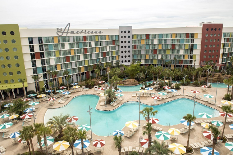 Universal Orlando Prime Value Hotel Cabana Bay Beach Resort