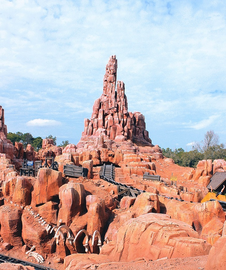 Best Rides for Teenagers at Walt Disney World Parks