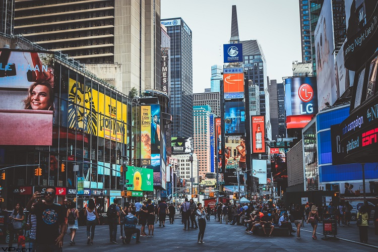 New York City with Kids Travel Tips - How to Save Money on Broadway Shows