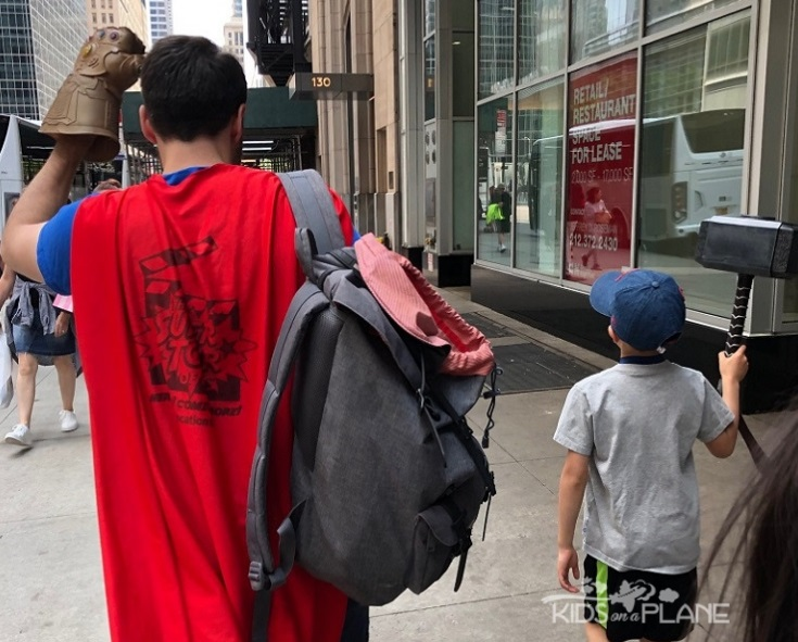 The Super Tour of NYC - On Location Tours - Recommended NYC Tours with Kids