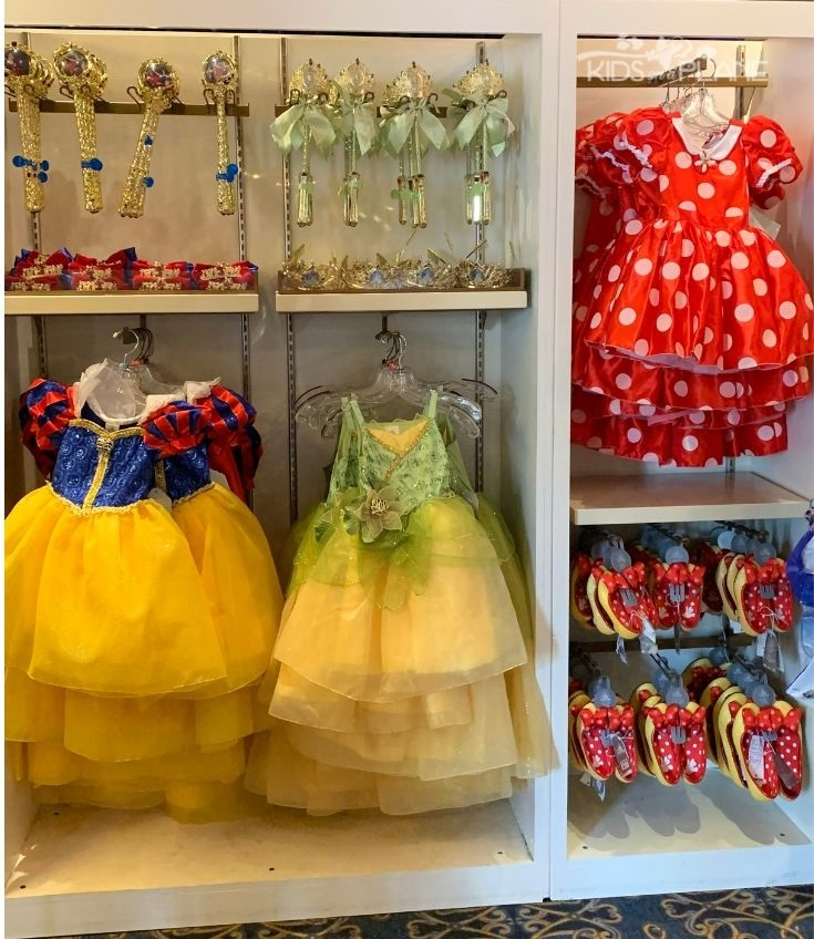 Bibbidi Bobbidi Boutique worth the splurge at Disney World