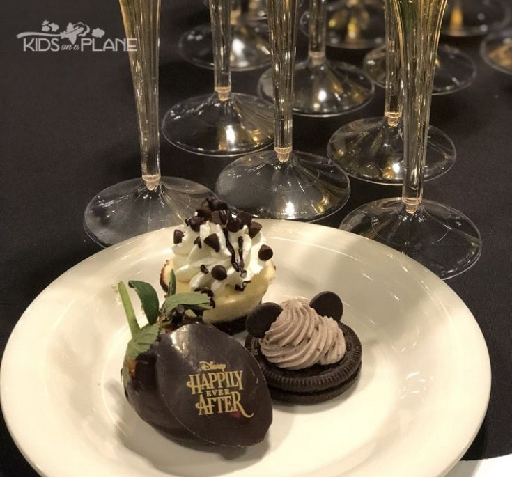 Is a dessert party at Disney World worth it