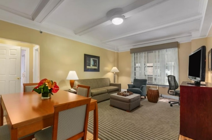 Best Budget Mid-Range and Luxury New York City Hotels with Family Suites - Best Western Plus Hospitality House