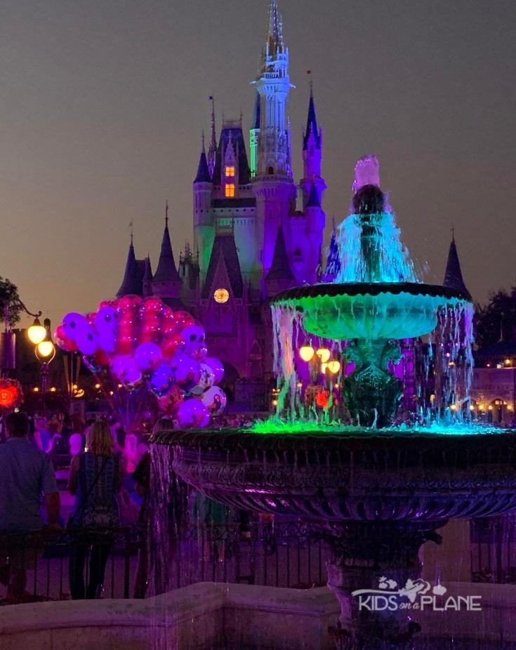 Disney World Magic Kingdom Mickeys Not So Scary Halloween Party - Tips and Tricks