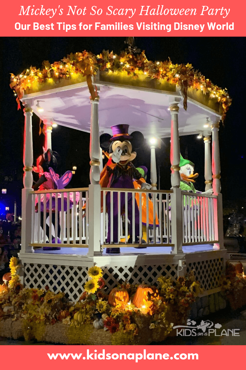 Mickeys Not So Scary Halloween Party at Disney World - Is it worth it and our top travel tips