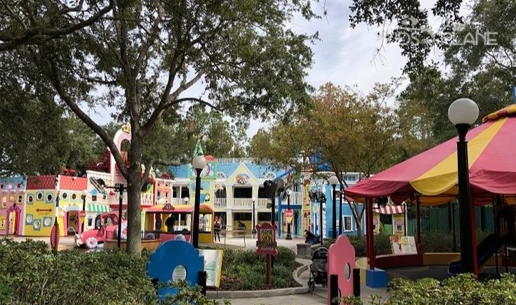 Best places to take a break with kids at Universal Studios Florida and Islands of Adventure