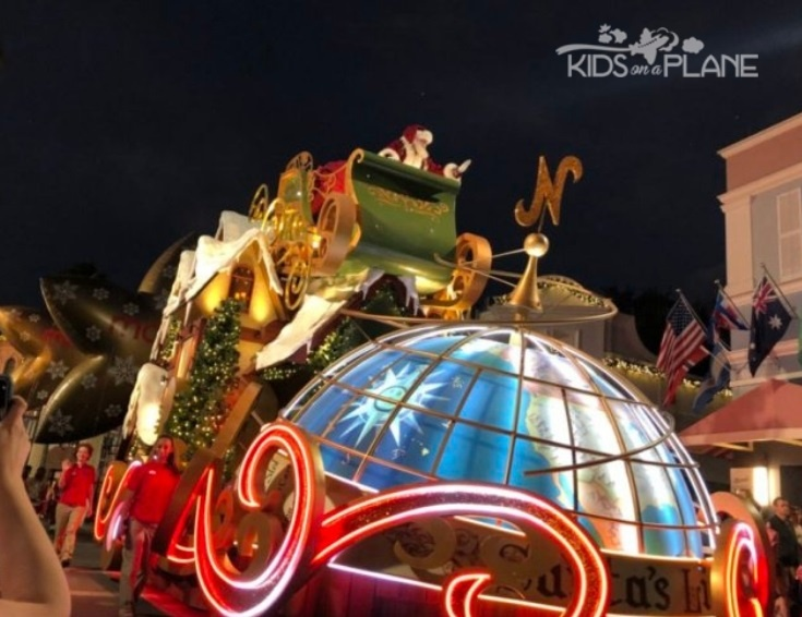 Holiday and Christmas Events at Universal Orlando Resort - Travel Tips for Families