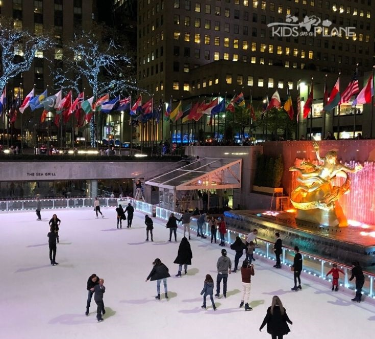 Tips for Celebrating Christmas and Thanksgiving in New York City with Kids