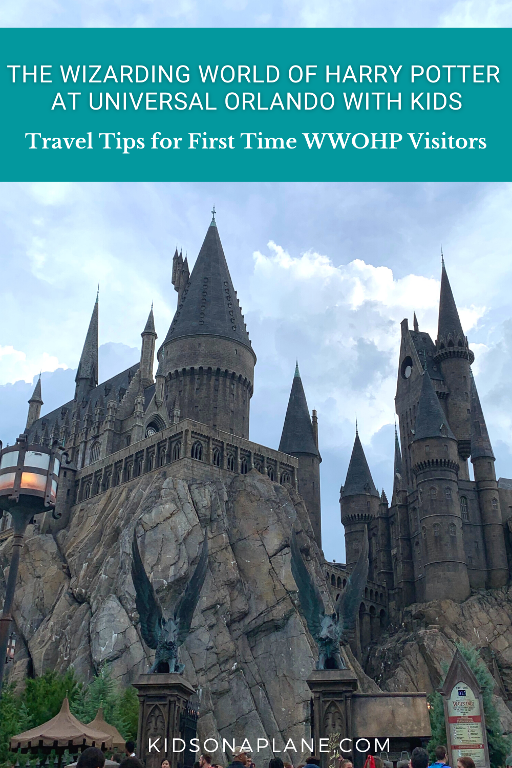 First Time Visitor Travel Tips at Universal Orlando Resort - The Wizarding World of Harry Potter