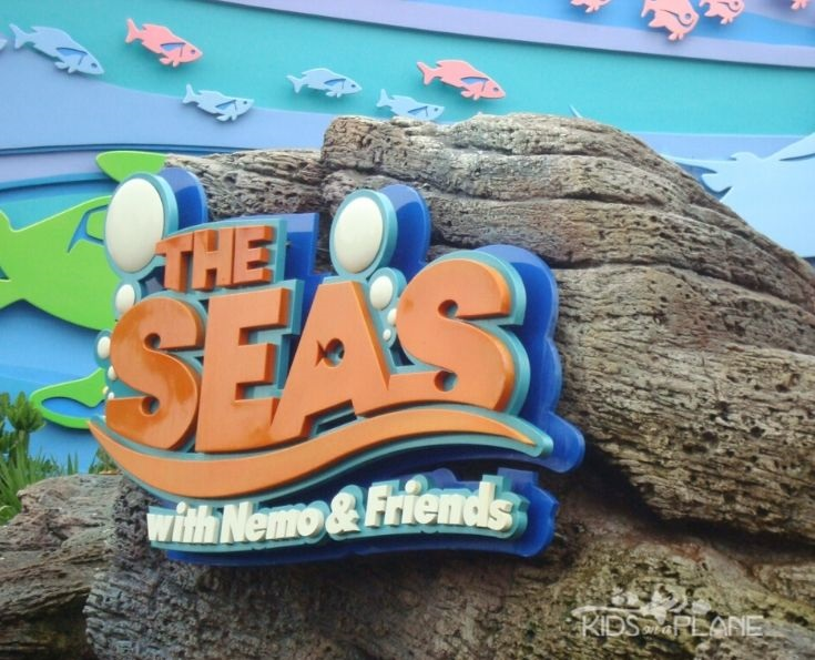 Places to Relax at EPCOT - Living Seas