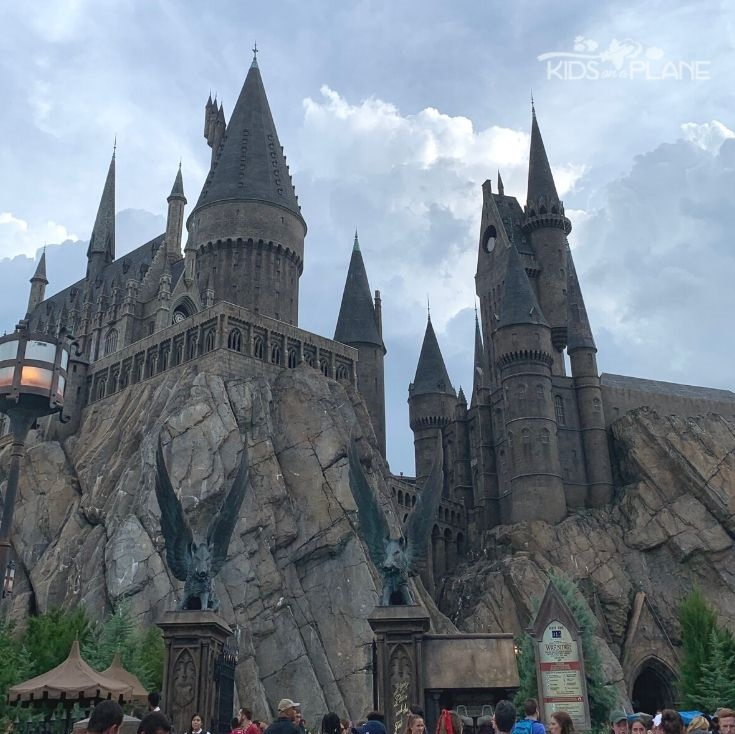 Reasons you need to visit the Wizarding World of Harry Potter at Universal Orlando -Hogwarts Castle