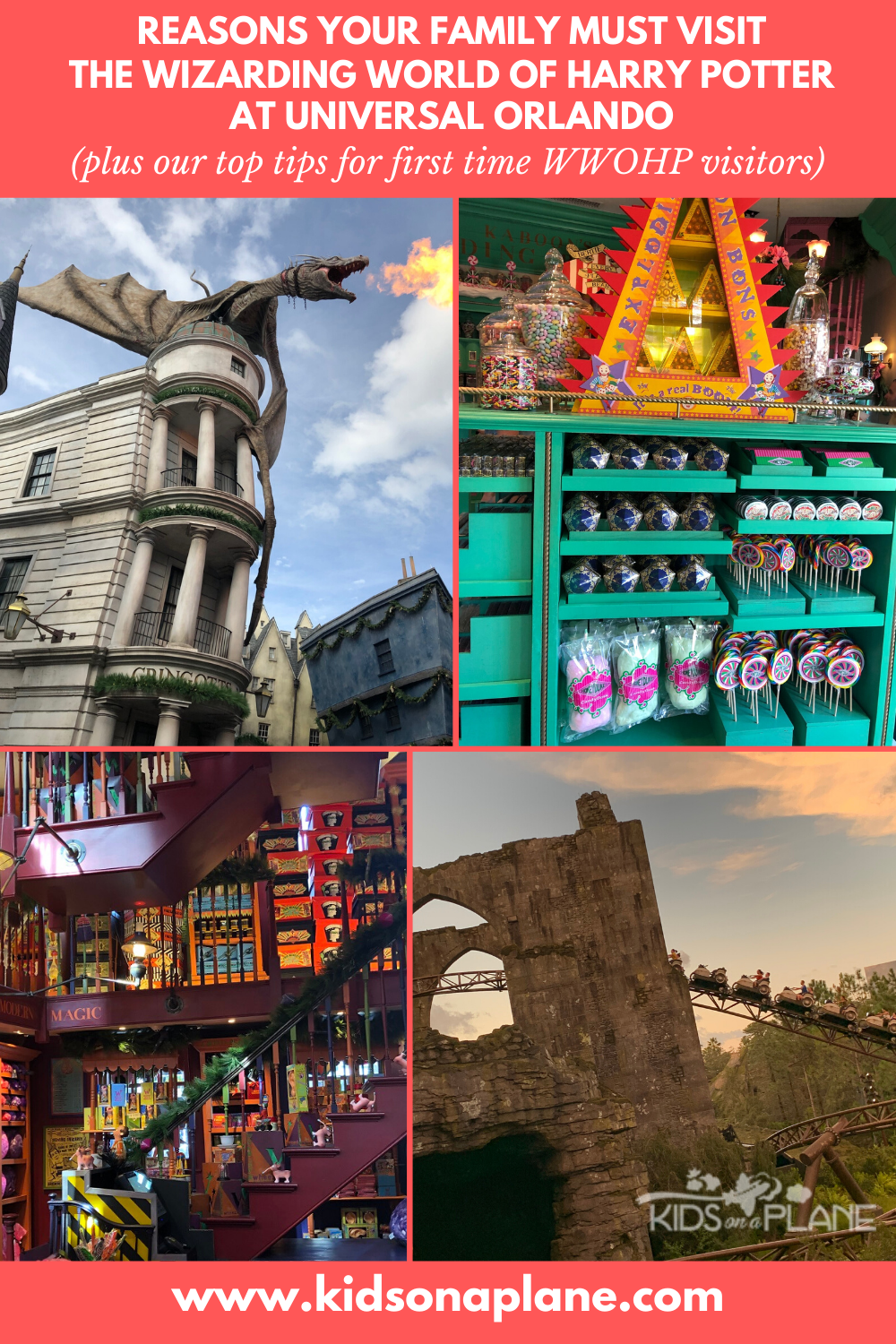 Top reasons to visit Universal Orlando WWOHP plus our best tips for first time visitors
