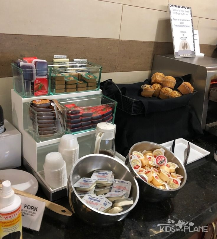 Carleton Suite Hotel in Ottawa with Free Breakfast Buffet