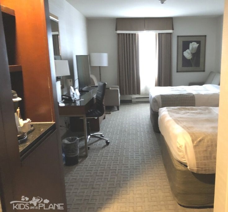 Lord Elgin Hotel Ottawa Review - Queen Room