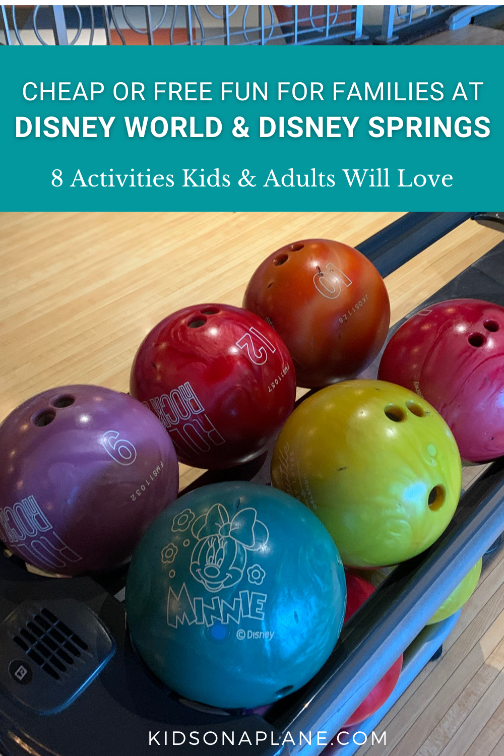Cheap or Free Fun for Families at Disney World and Disney Springs - 8 Activities to Do with Kids On a Budget