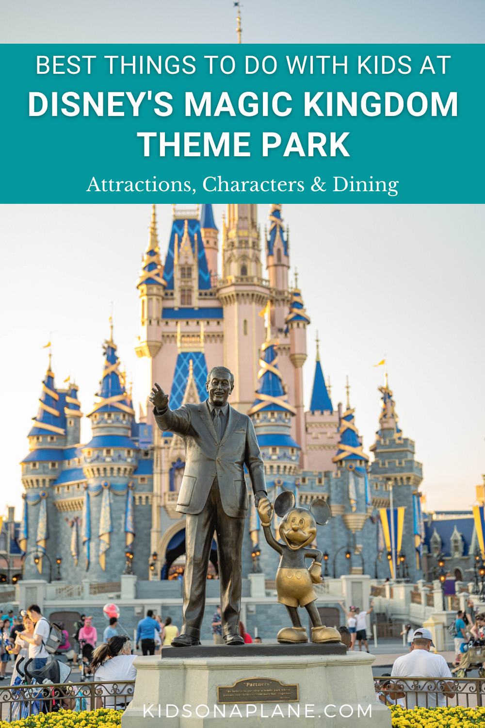 Best Things to Do with Kids at Disney World Magic Kingdom Park - Shows Attractions Character Meets Rides and Dining