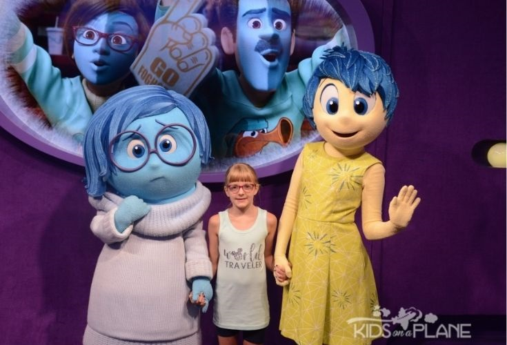 EPCOT Disney World with Kids - Characters You Can Meet at EPCOT