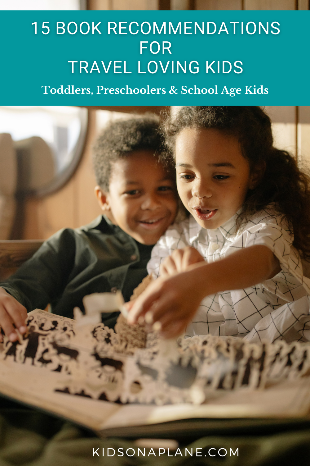 Book Recommendations for Kids Who Love to Travel and Explore - Toddlers, Preschoolers and School Age Children