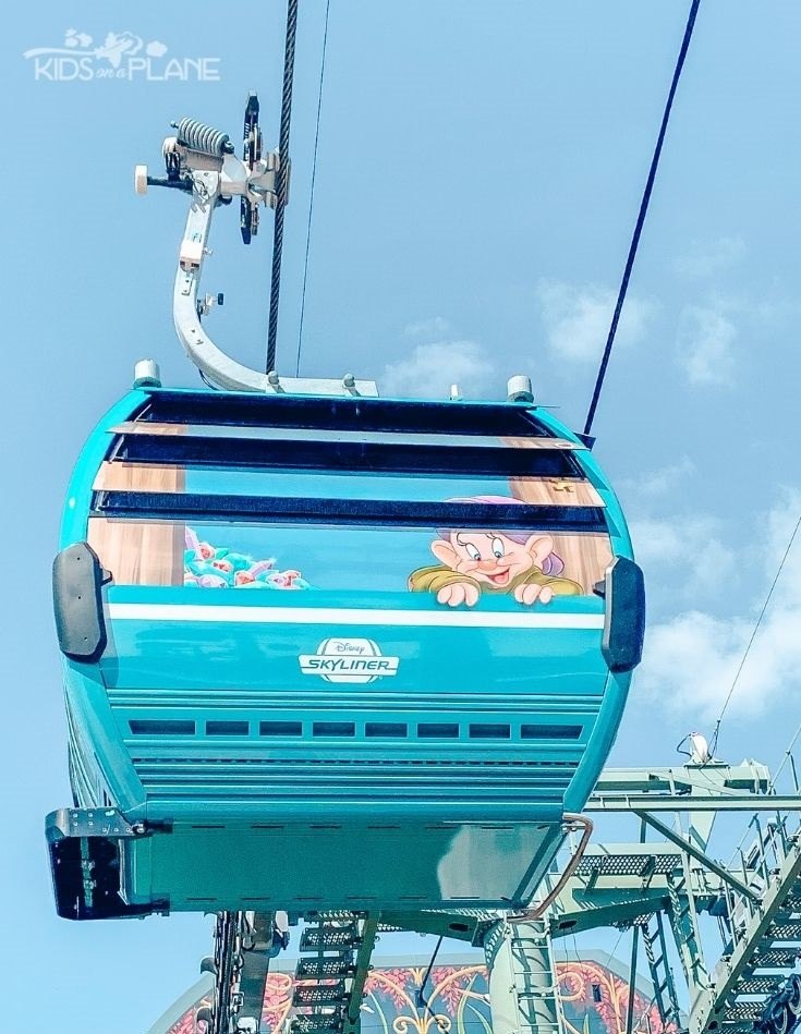 Disney World Skyliner Transportation