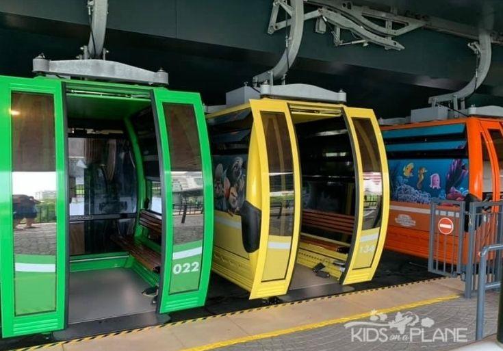 Art of Animation and Pop Century Resort Transportation Options