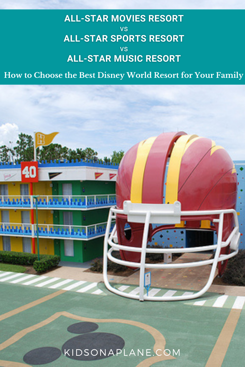 Disney World All Star Resorts - Whats the Best One For Your Family
