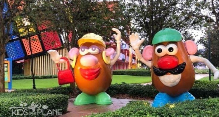 Disney World Pop Century vs Art of Animation