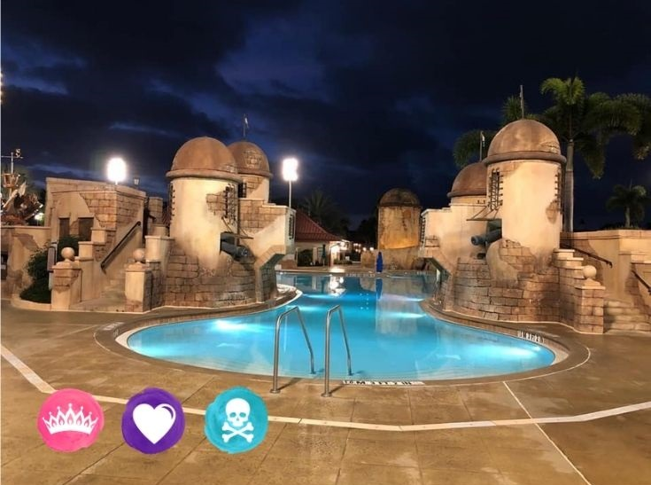 Caribbean Beach Resort Disney World - What you need to know before booking
