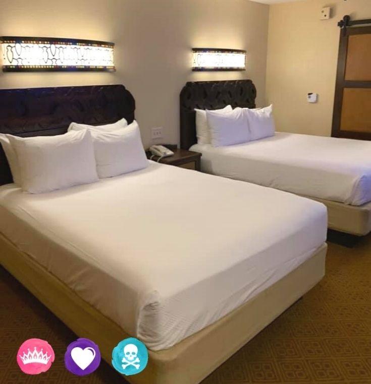 Disney World Caribbean Beach Resort - Is It Worth It - Standard Rooms