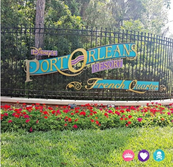 A closer look at Port Orleans French Quarter Resort at Disney World - Pros and Cons