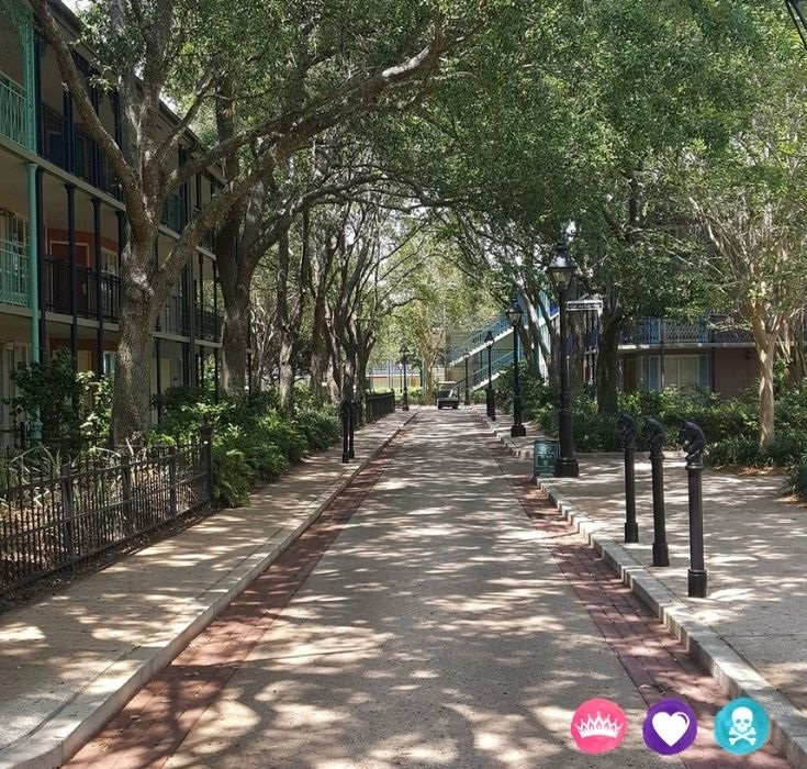 Disneys Port Orleans French Quarter Resort - What Families will Like and Dislike about this Moderate Resort