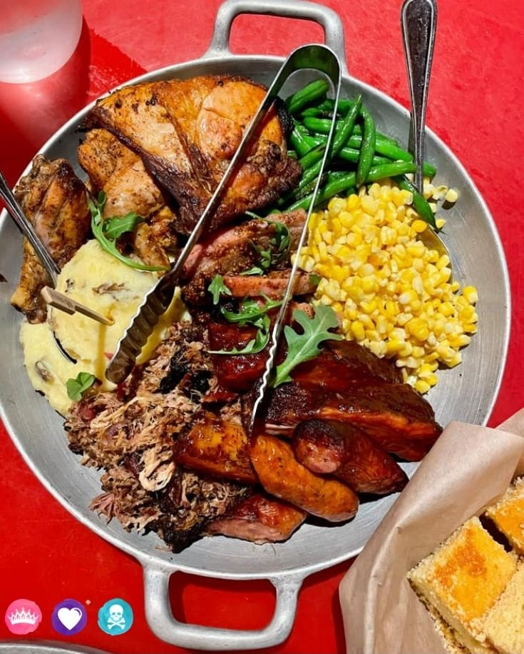 Best Non Character Dining Spots at Disney World - Whispering Canyon Cafe is where you will find good food and lots of laughs