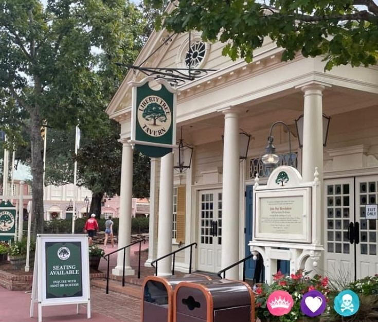 Best Non Character Table Service Restaurants at Walt Disney World - 8 Favorites including Liberty Tree Tavern