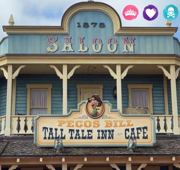Best Quick Service Dining Spots at Disney World - Pecos Bill at Magic Kingdom