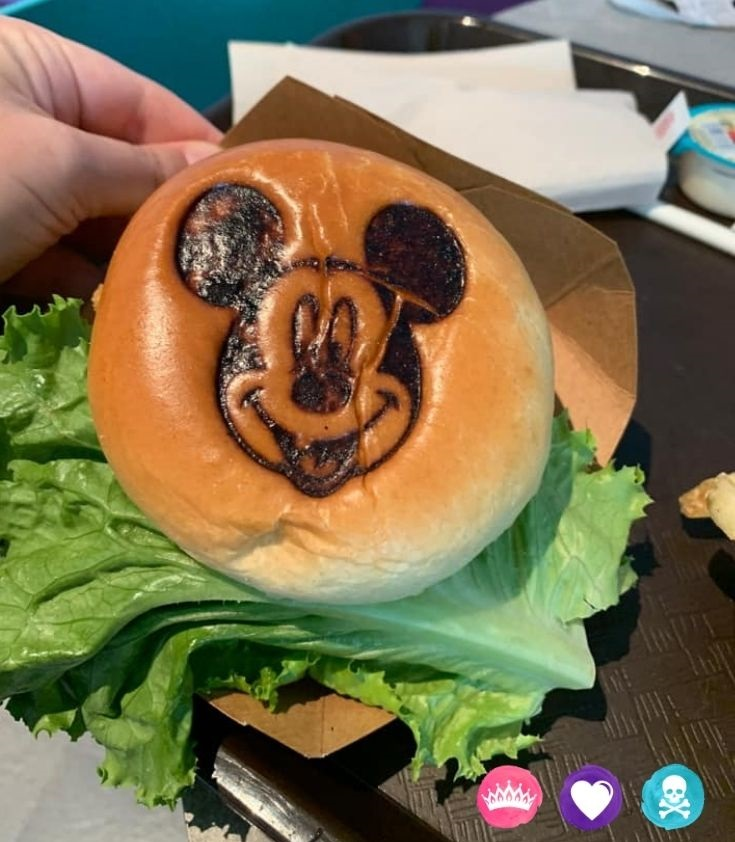 Best Quick Service Dining Spots at Disney World Theme Parks - Cosmic Ray at Frontierland Magic Kingdom