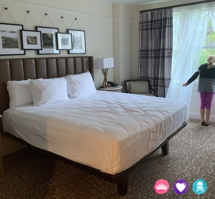 Disneys Old Key West vs Saratoga Springs Resort - Room Options Similarities and Differences