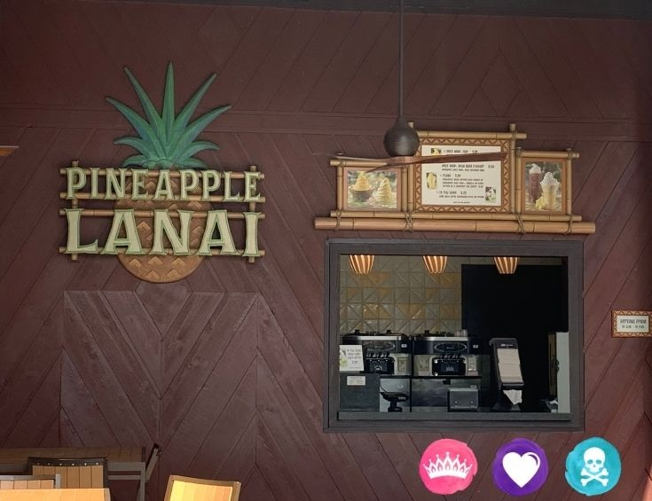 Dining options at Polynesian Village vs Grand Floridian - How to Choose a Disney World Resort