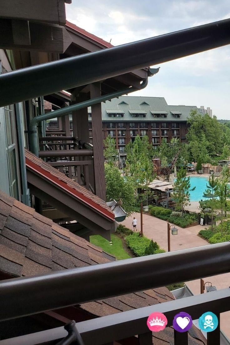 Disneys Wilderness Lodge Resort - Boulder Ridge Rooms